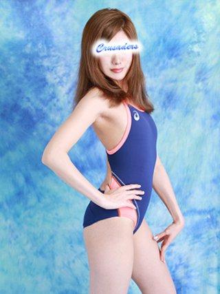 完璧なプロポーションswimmerあやめさん♪